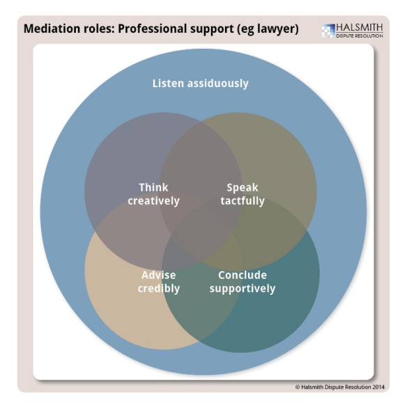 mediation roles professional support circles 140123